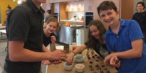 Truffle Making Workshop w/ Taza Chocolate (Family-Friendly)