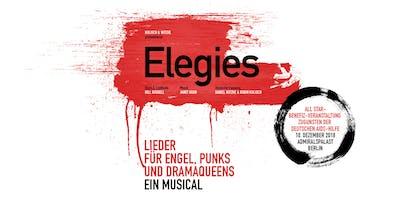 ELEGIES - Lieder für Engel, Punks und Dramaqueens