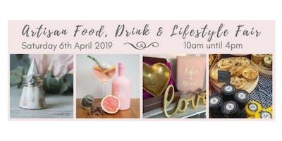 The Artisan Food, Drink & Lifestyle Fair at Bawdon Lodge Farm, Leicestershire 2019