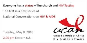 UCAN National Conversations on HIV