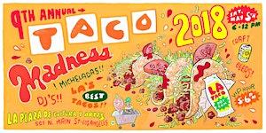 Taco Madness '18 VIP Hour