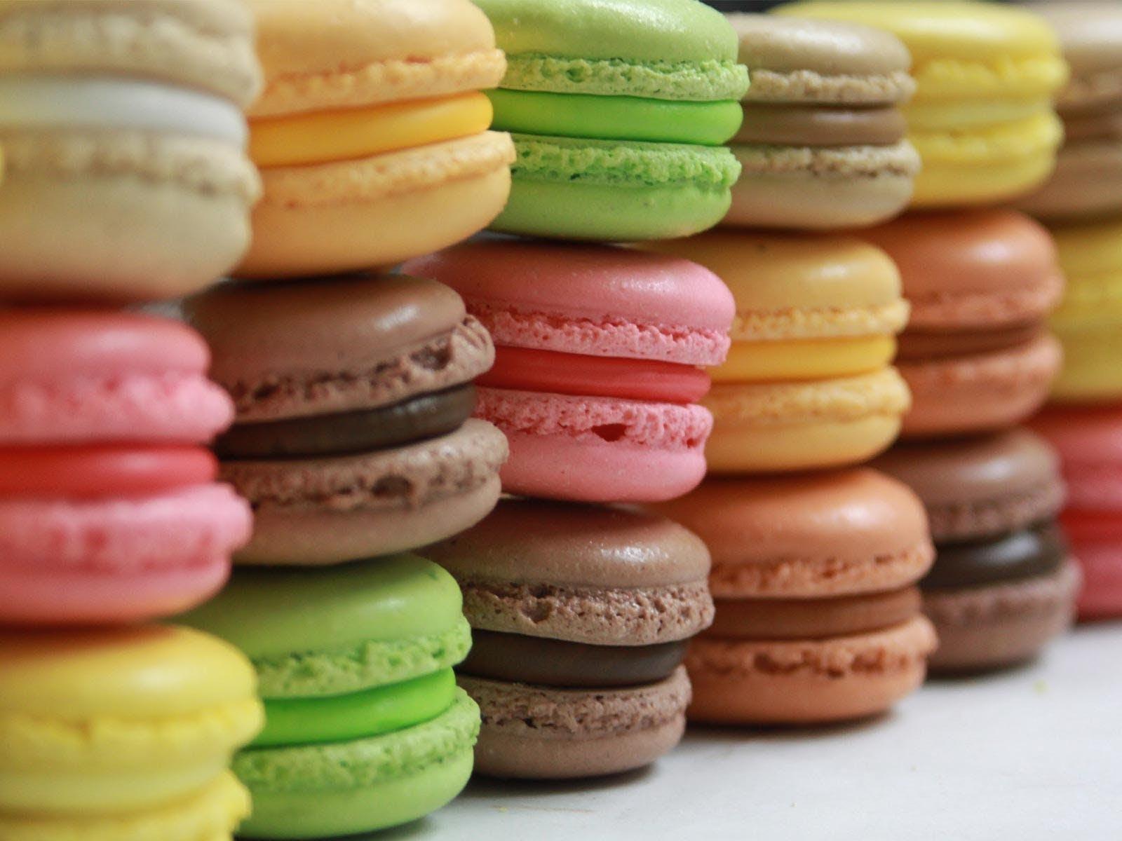 Baking Class: Macarons