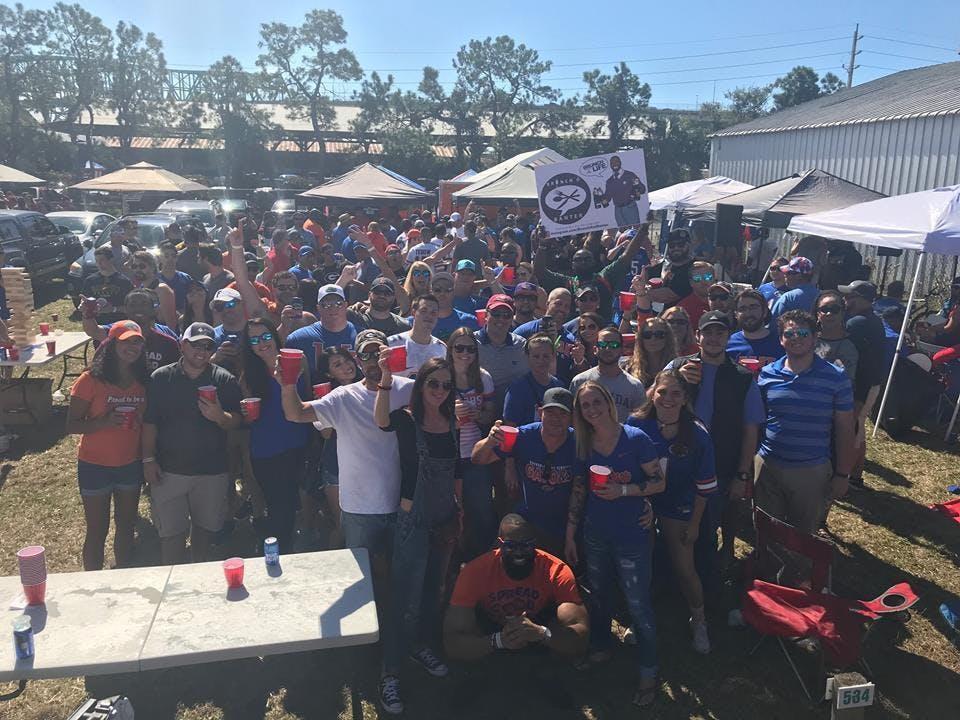 7th Annual Florida/Georgia Tailgate Party