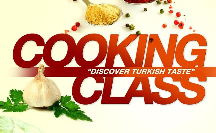 Turkish Cooking Class-June Session