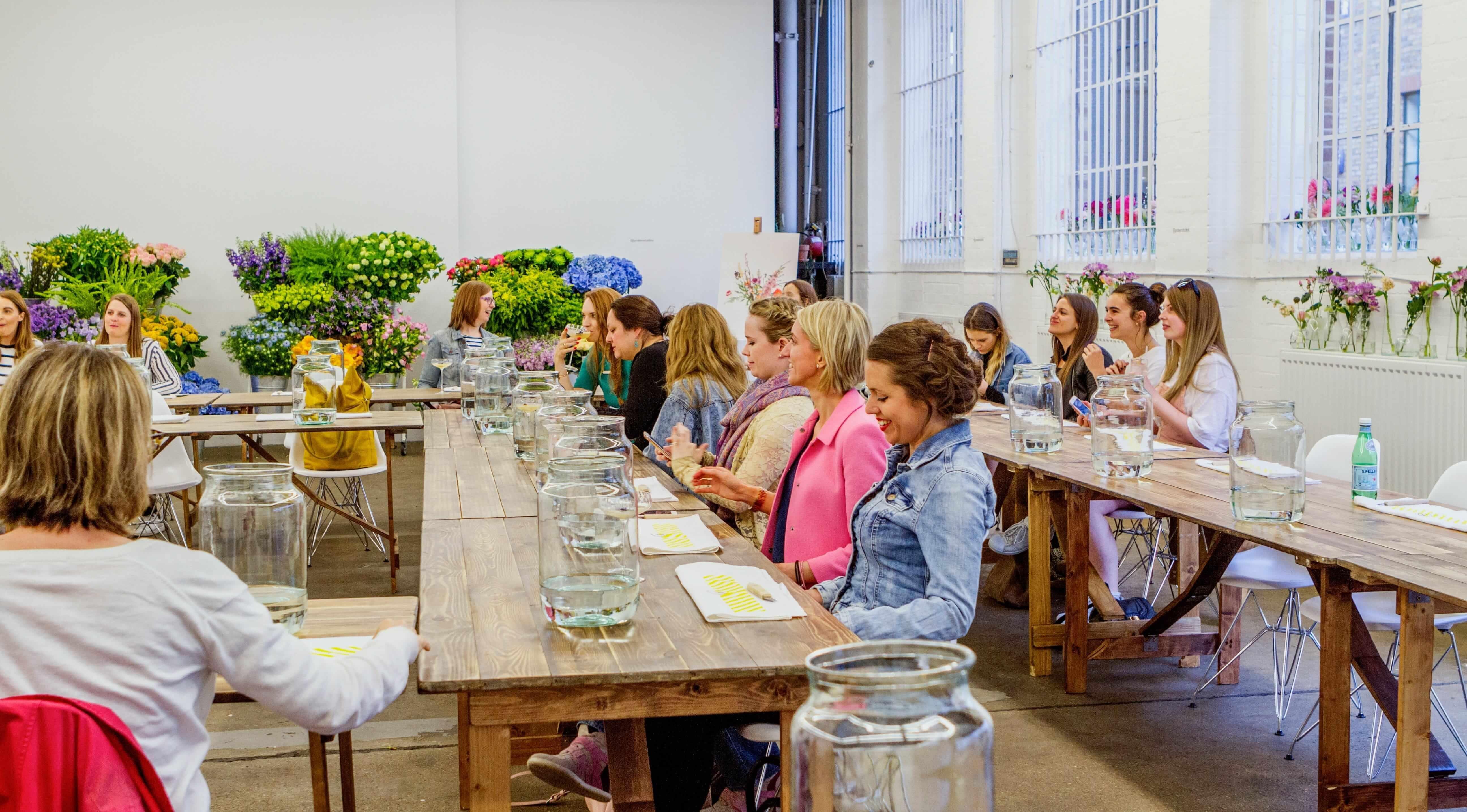 Bloomon Workshop: 23 mei 2018 | Roeselare, Ju