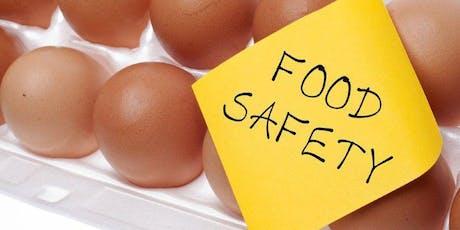 HABC Level 1 Award Food Safety Principles tickets