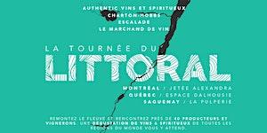 La Tournée du Littoral 2018 - Montréal 15 mai - Accès...
