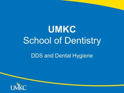 School of Dentistry Information Day