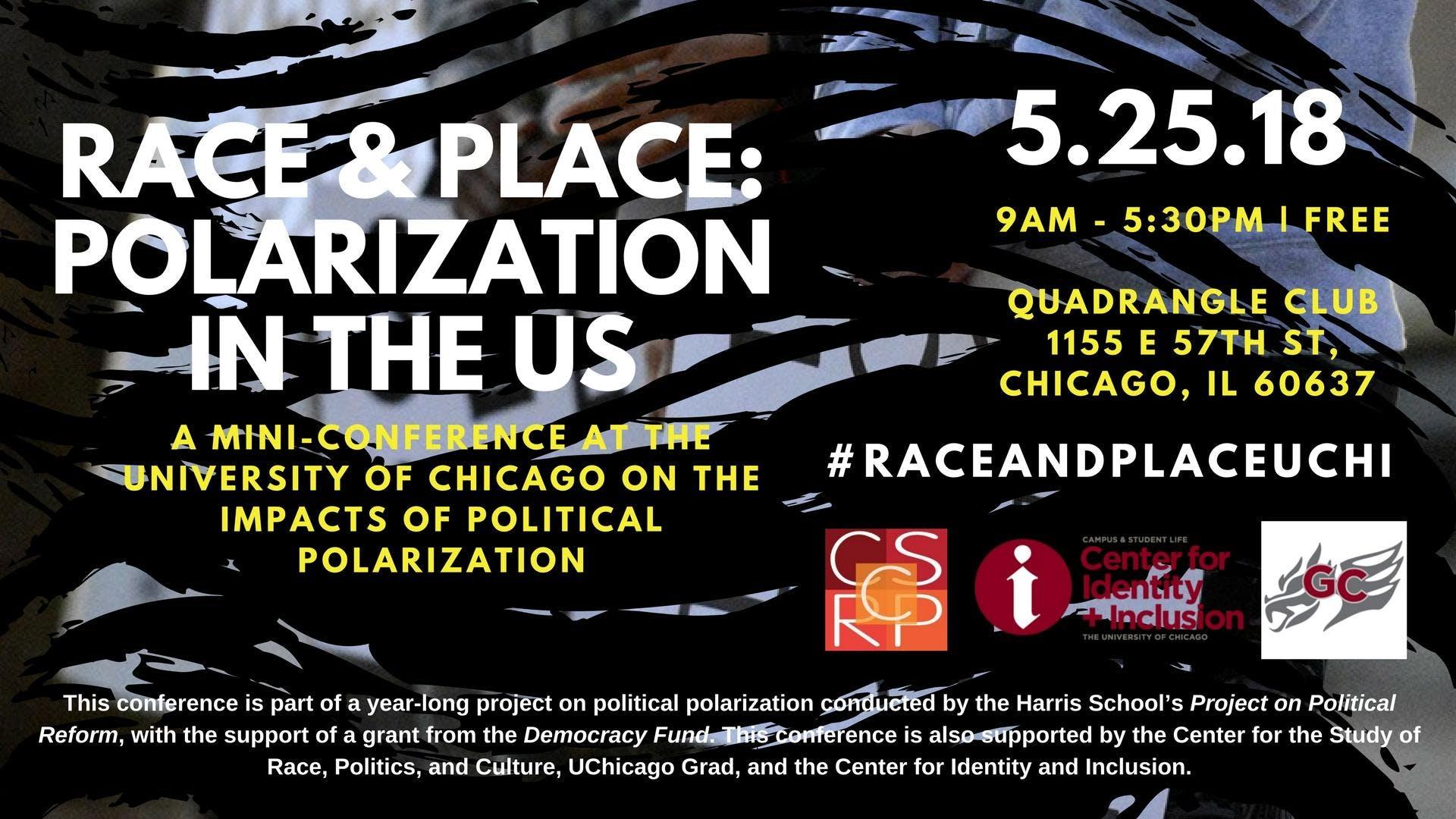 Mini-conference on Race and Place: Polarizati