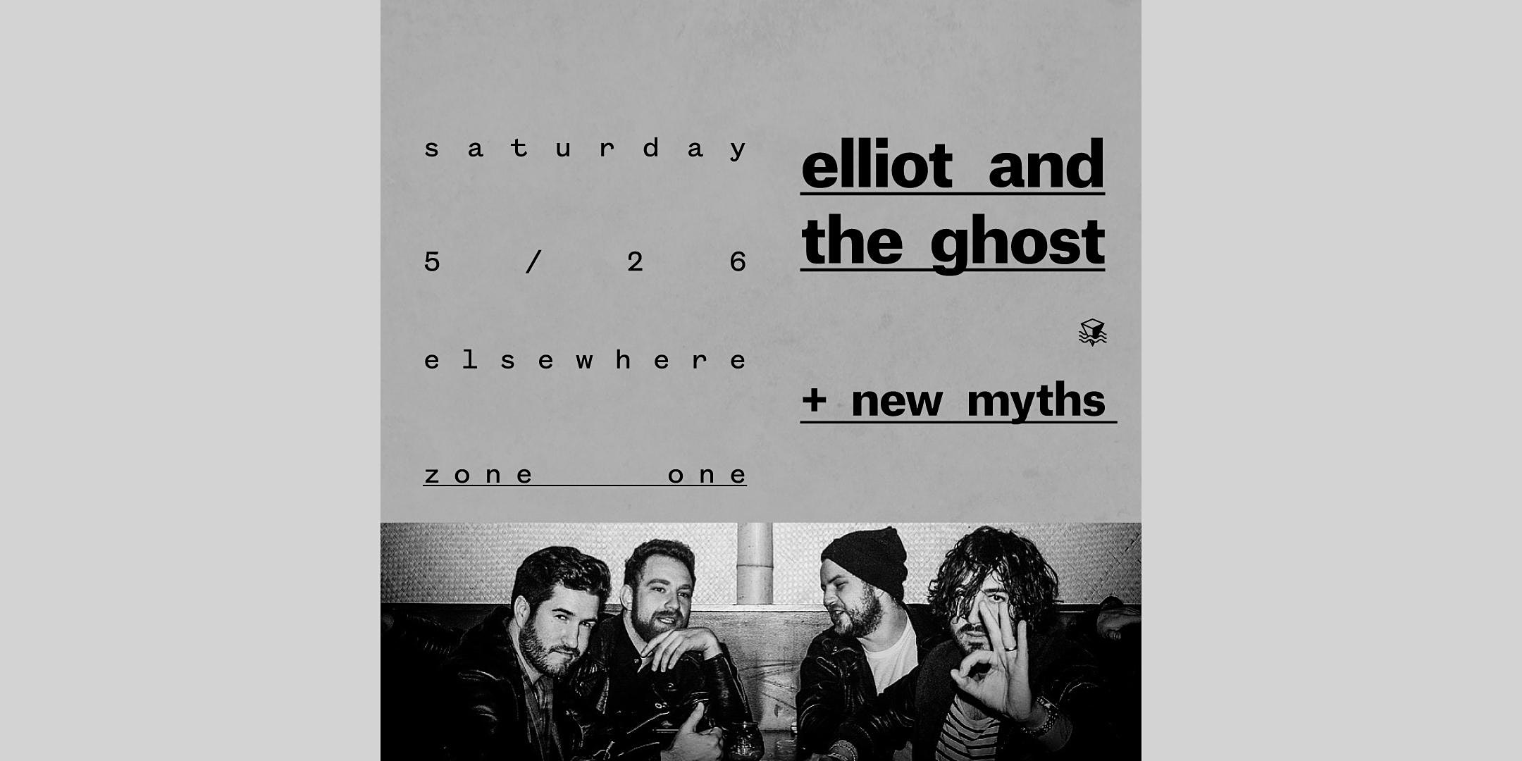 Elliot & The Ghost (Album Release)
