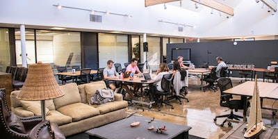 POP UP FREE COWORKING DAY IN HUNTINGTON BEACH!!