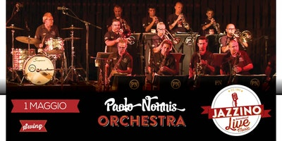 Paolo Nonnis Orchestra live at Jazzino