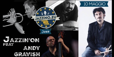 Andy Gravish & Jazzin'on live at Jazzino Cagliari