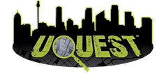 UQuest - Urban Adventure Race logo