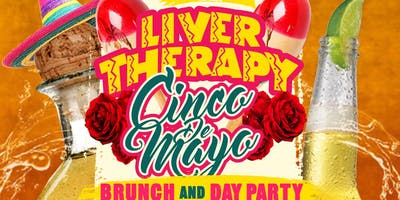 event in New York City: LIVER THERAPY (Cinco De Mayo)