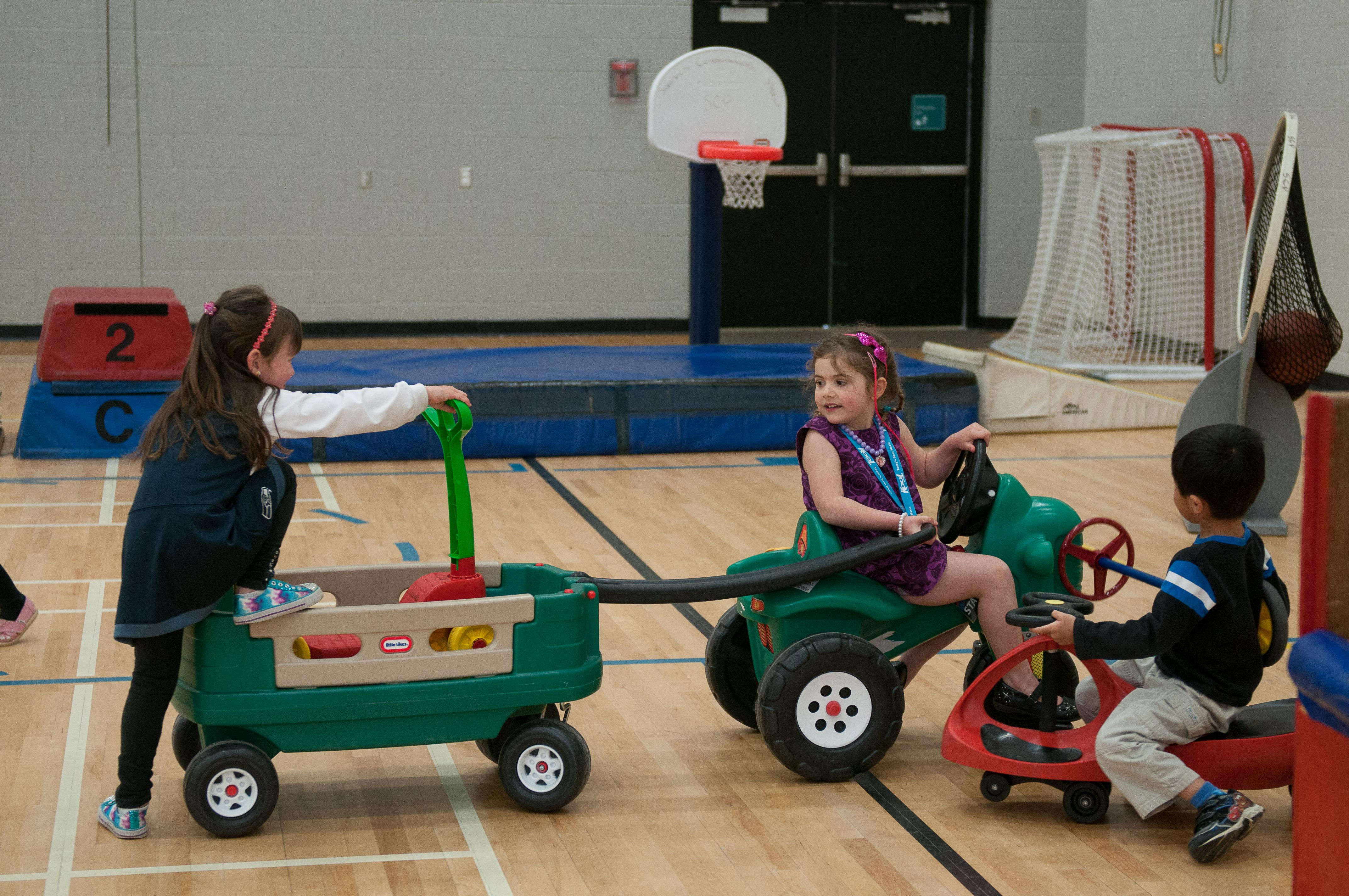 Victoria Autism Spring Family Party