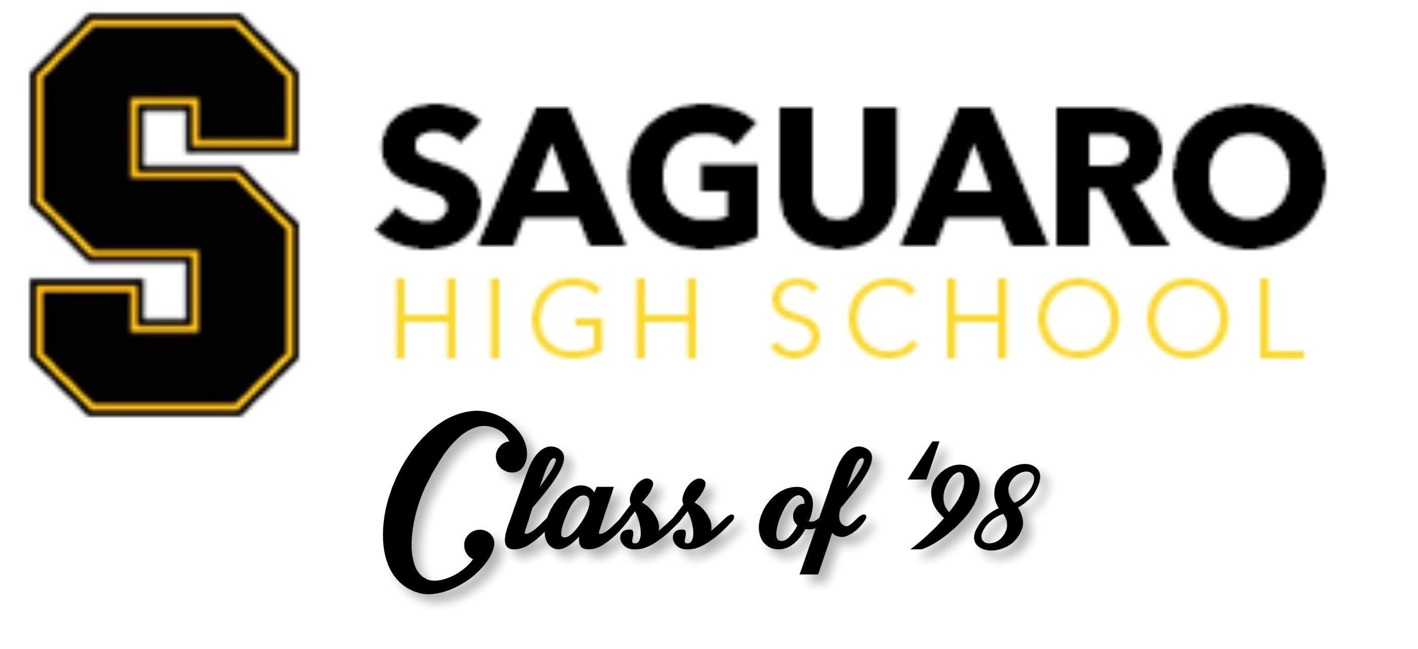 Saguaro High School Reunion - Class of '98