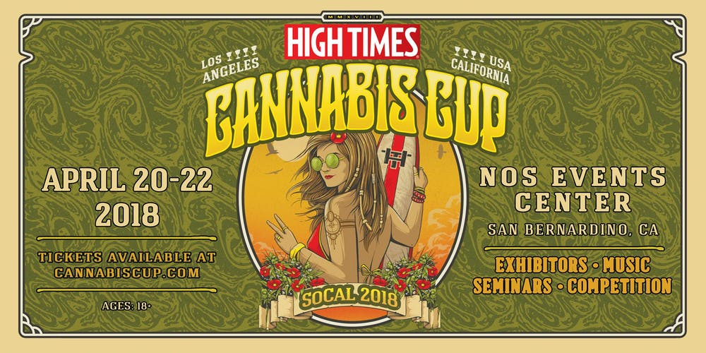 Image result for San Bernardino High Times Event 2018