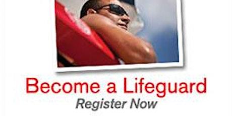Lifeguard class Brooklyn tickets