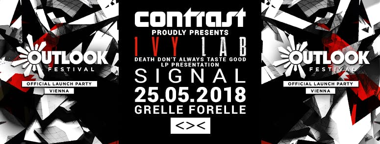 CONTRAST - Outlook Festival Official Vienna L