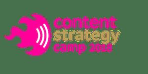 Content Strategy Camp 2018 und Mittelstandscamp 2018