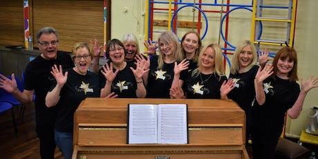 FREE TASTER Session at Shrewsbury Got 2 Sing Choir tickets