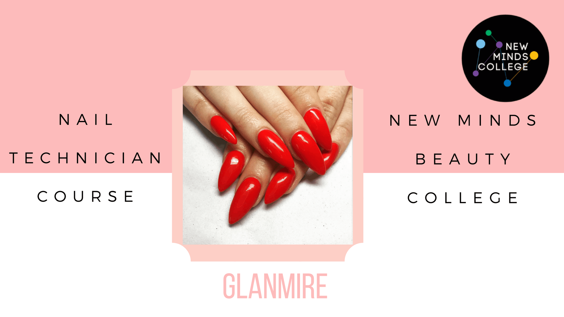 6 Weeks Acrylic Nail Technician Course - Glanmire - Oct 10