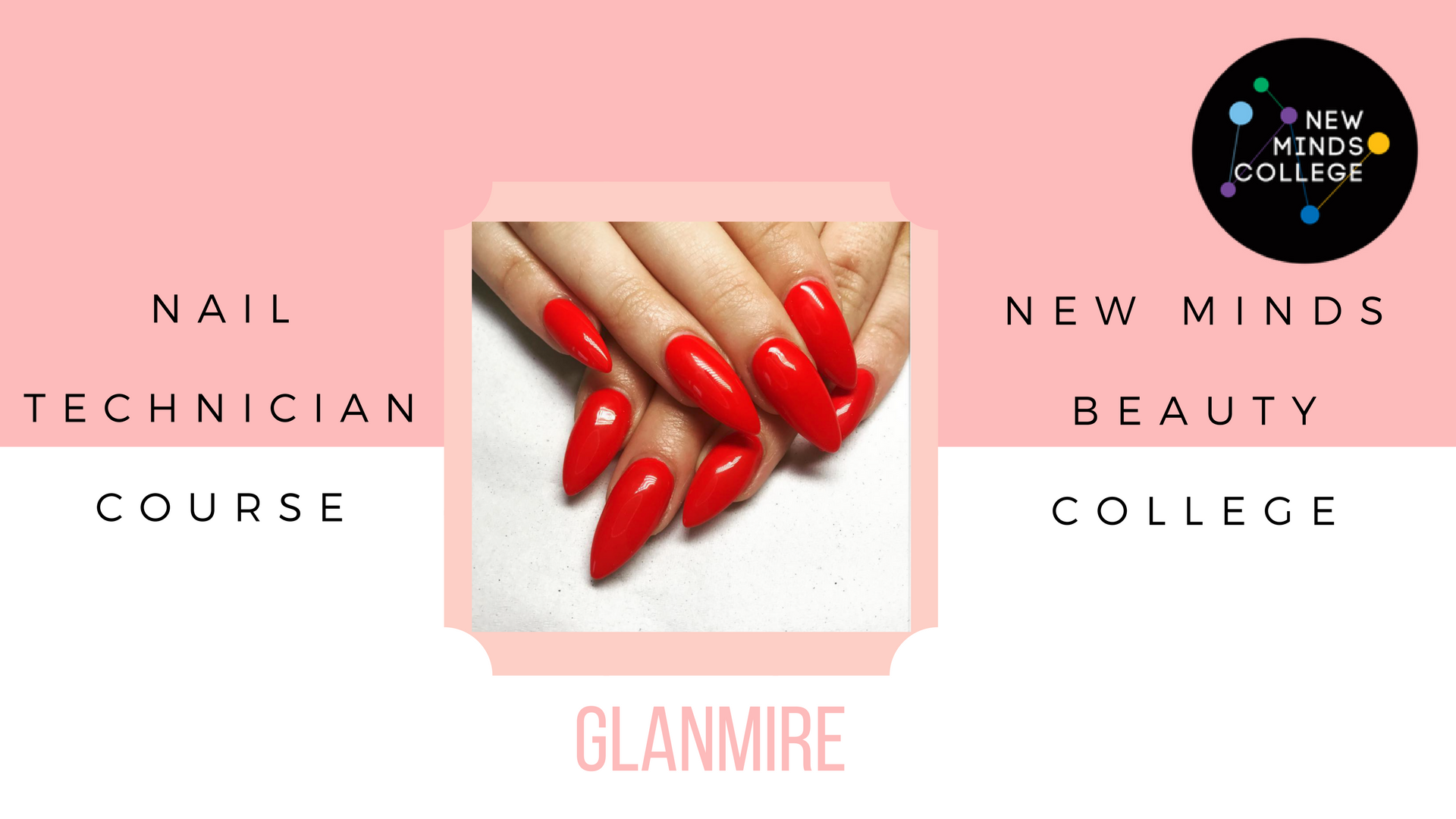 6 Weeks Gel Nail Technician Course - Glanmire - Oct 10
