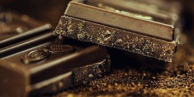 Fairtrade chocolate tasting