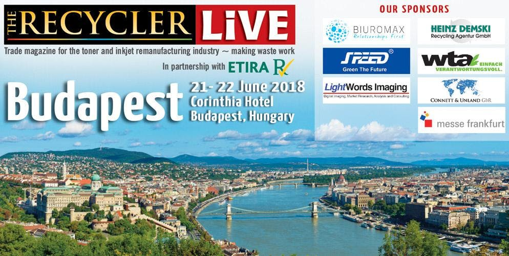 The Recycler Live - Budapest 21-22 June