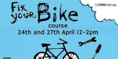 Fix Your Bike course (Session 1)