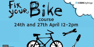Fix Your Bike course (Session 2)