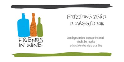 Friends in Wine 2018