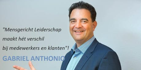 YOU! are the Leader!...Leiderschap met Impact! tickets