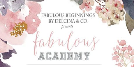Fabulous Academy - Fab Planning 101 tickets