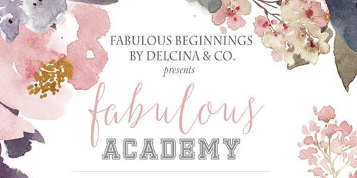 Fabulous Academy - Fab Planning 101