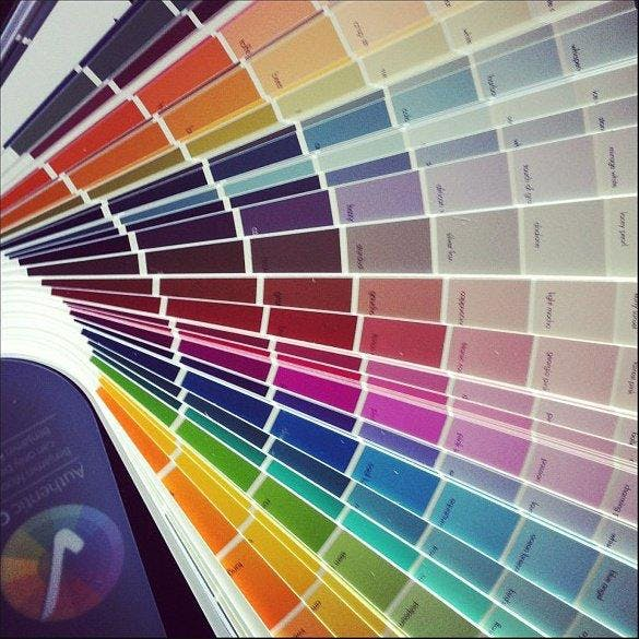 Benjamin Moore; Paint & Technology 101
