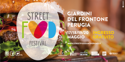 Street Food Festival Perugia 4th edition
