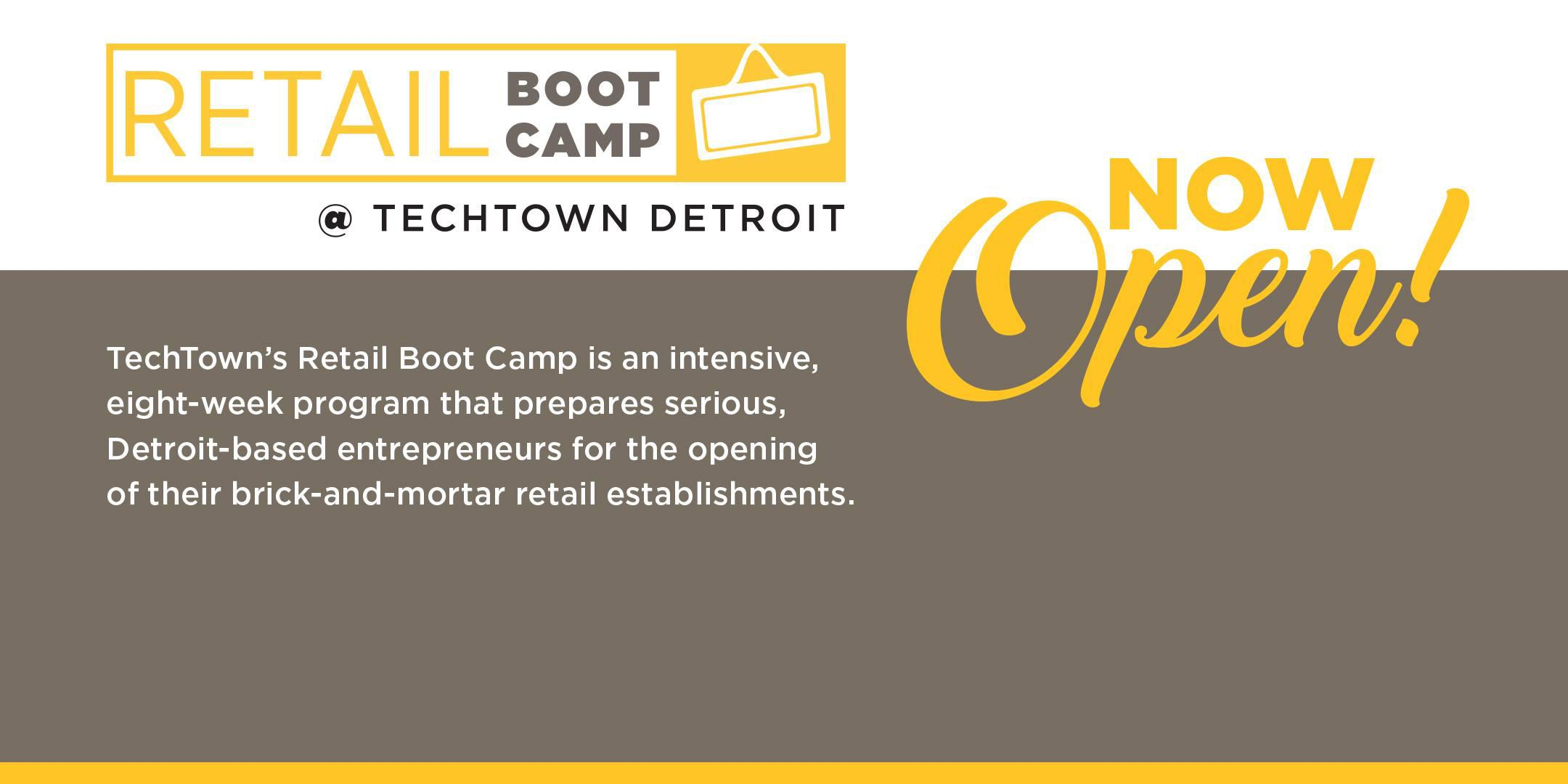 Retail Boot Camp 2018 Info Session 4
