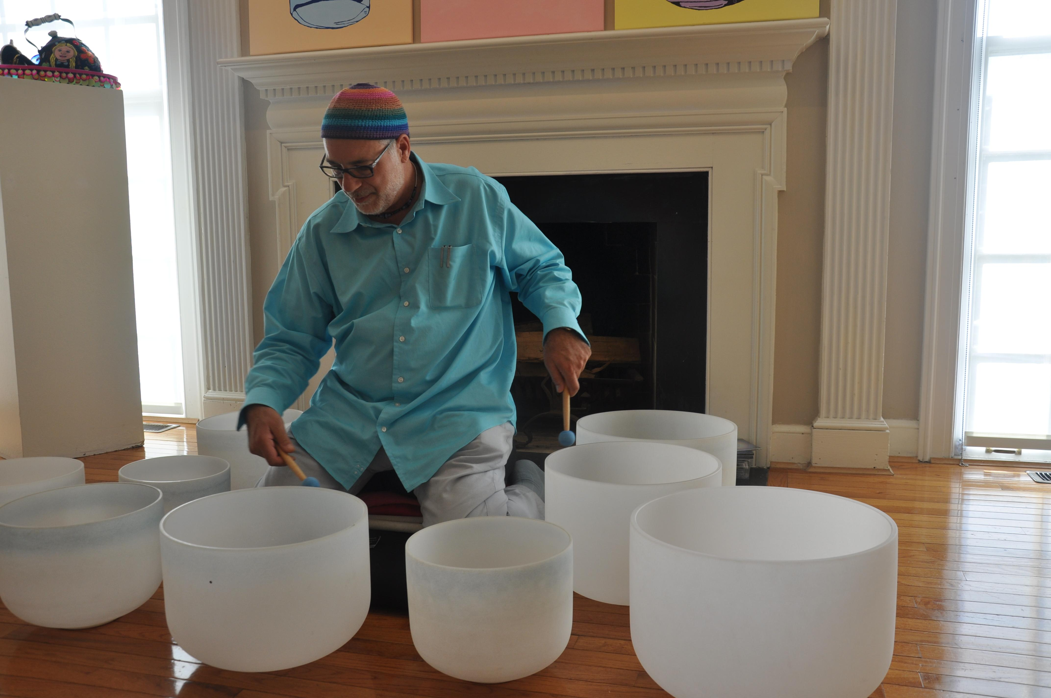 Union Hall Lecture Series: Singing Bowls