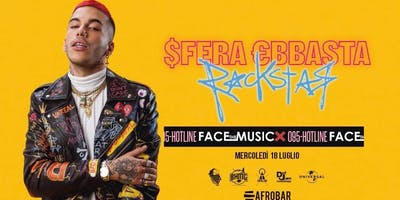 SFERA EBBASTA LIVE AT AFROBAR - EAST COAST MUSIC FESTIVAL