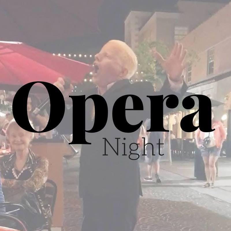 Opera Night on Espanola Way