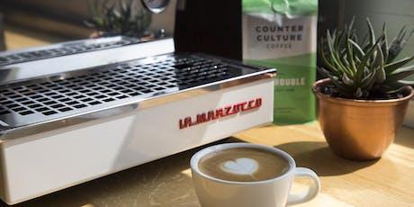 Espresso at Home - Counter Culture Asheville tickets