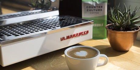 Espresso at Home - Counter Culture Charleston tickets