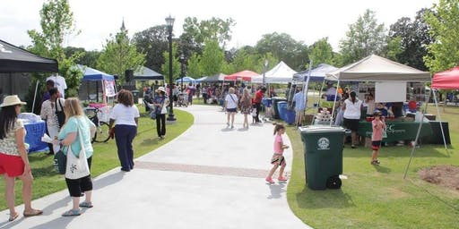 Mulberry Market at Tattnall Square Park