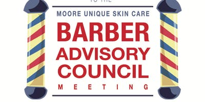 Barber Advisory Council Meeting