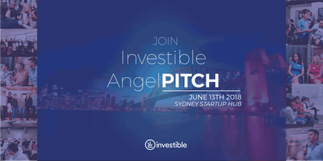 Investibles 1 day startup business model blueprint workshop angelpitch sydney tickets malvernweather Images