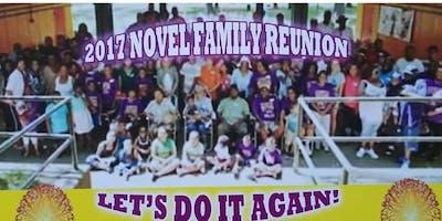 2019 Novel Family Reunion