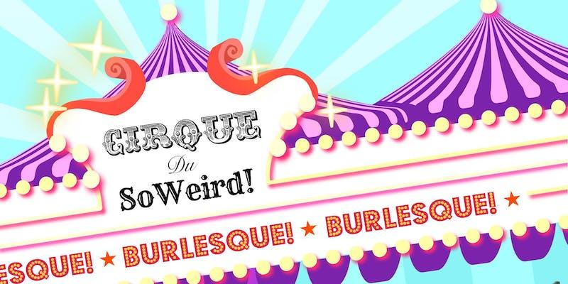 cirque du soWeird