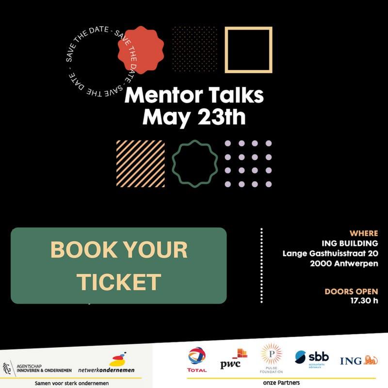 Mentor Talks 2018